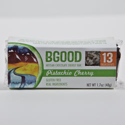BGood Bars Pistachio Cherry
