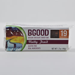 BGood Bars Nutty Fruit