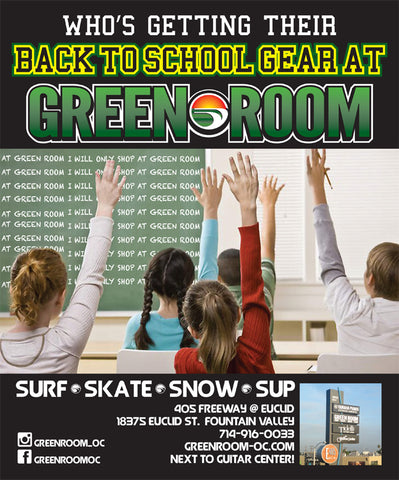 OC Society Magazine - Back to School