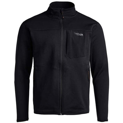 SITKA Gear Men's Dry Creek Fleece Jacket, Sitka Black, XXL