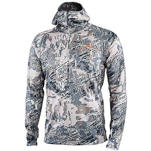 Sitka Men's Heavyweight Hunting Performance Hoody, Optifade Open Country, Large