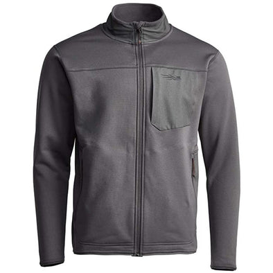 SITKA Gear Men's Dry Creek Fleece Jacket, Shadow, M
