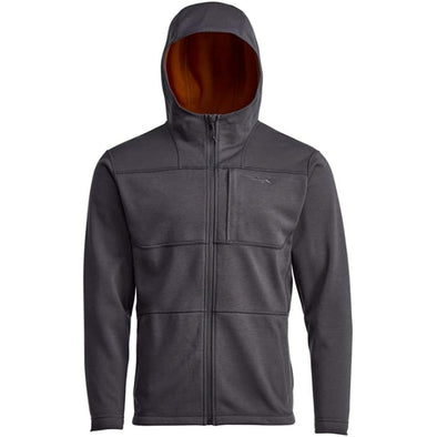 SITKA Gear Men's Camp Lightweight Everyday Hoody, Lead, Medium