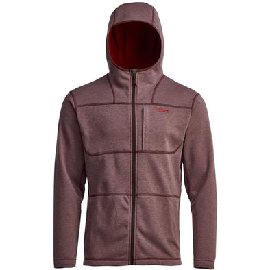 SITKA Gear Men's Camp Lightweight Everyday Hoody, Bitter Root, Medium