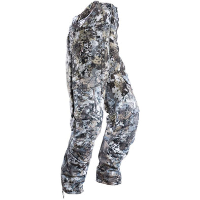 Sitka Men's Insulated Fanatic Bib, Optifade Elevated II, Medium Tall