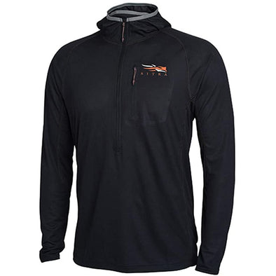 SITKA Gear Men's Core Lightweight Hunting Hoody, Black, 2X-Large