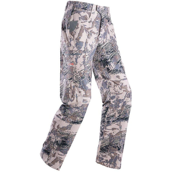 SITKA Gear Men's Lightweight Hunting Camouflage Traverse Pant, Optifade Open Country, 32T