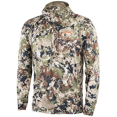 SITKA Gear Men's Core Lightweight Hunting Hoody, Optifade Subalpine, X-Large Tall