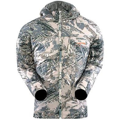 SITKA Gear Men's Kelvin Lite Hunting Hoody, Optifade Open Country, X-Large
