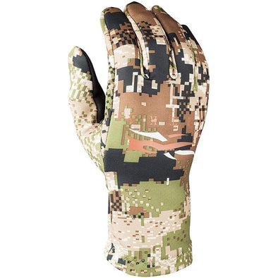 SITKA Gear Men's Hunting Cold Weather Camouflage Traverse Glove, Optifade Subalpine, Large