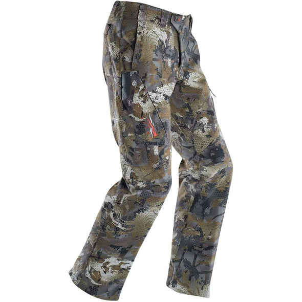 Sitka Men's Hunting Water-Repellent Camo Dakota Pants, Optifade Timber, 38R