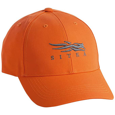 SITKA Gear Men's Ballistic Cap, Blaze Orange, One Size Fits All