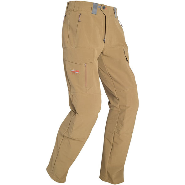 SITKA Gear Men's Mountain Performance Hunting Pant, Dirt, 32 Regular