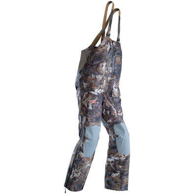 Sitka Men's Hudson Waterproof Hunting Bib, Optifade Timber, XXX-Large