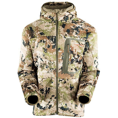 SITKA Gear Men's Hunting Traverse Cold Weather Hoody, Optifade Subalpine, XX-Large