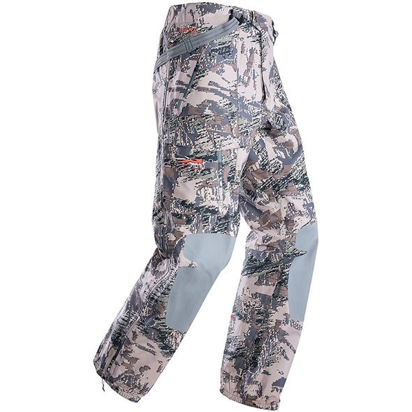 SITKA Gear New for 2019 Stormfront Pant Optifade Open Country Large Tall