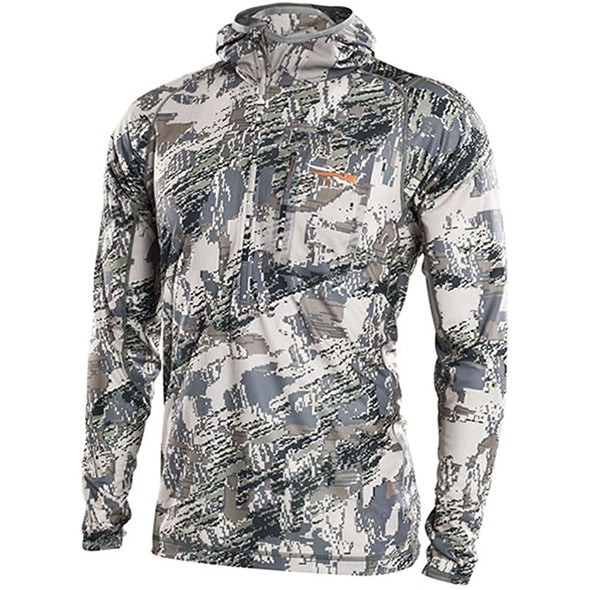 SITKA Gear Men's Core Lightweight Hunting Hoody, Optifade Open Country, 3X-Large
