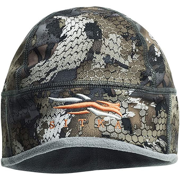 SITKA Gear Men's Dakota Windstopper Water Repellent Hunting Beanie, OSFA, Waterfowl Timber, One Size