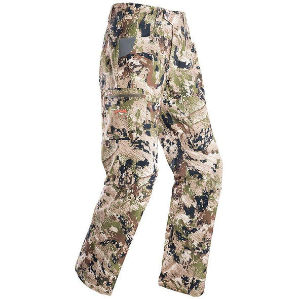 SITKA Gear Men's Lightweight Hunting Camouflage Traverse Pant, Optifade Subalpine, 34T