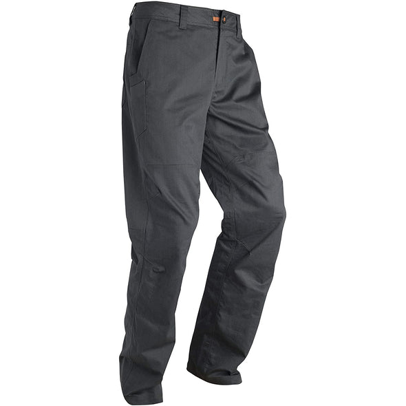 SITKA Gear Men's Back Forty Cordura Abrasion-Resistant Windproof Work Pants, Lead, 36T