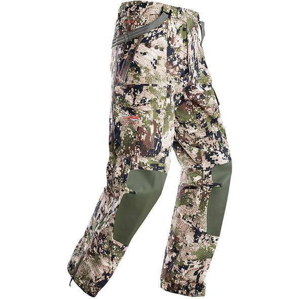 SITKA Gear New for 2019 Stormfront Pant Optifade Subalpine X Large