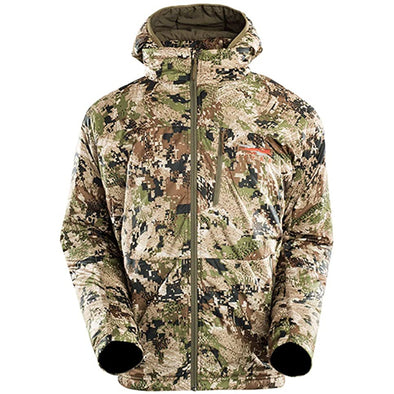 SITKA Gear Men's Kelvin Lite Hunting Hoody, Optifade Subalpine, Large