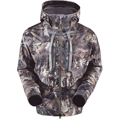 SITKA Gear Delta Wading Jacket Optifade Timber XXX Large