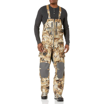 Sitka Men's Hudson Waterproof Hunting Bib, Optifade Waterfowl, Large