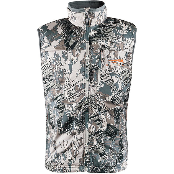 SITKA Gear Men's Kelvin Lite Insulated Hunting Vest, Optifade Open Country, XX-Large (30044-OB-XXL)