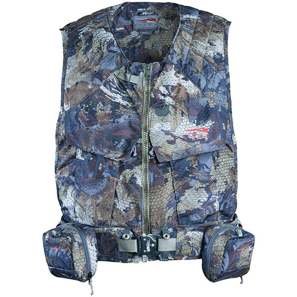 SITKA Gear Delta Wading Vest Optifade Timber Large/Extra Large