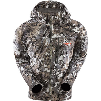 SITKA Gear Downpour Jacket Optifade Elevated II Large