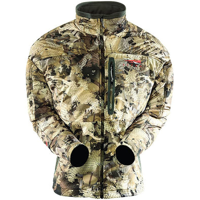 SITKA Gear Duck Oven Jacket Optifade Waterfowl Large