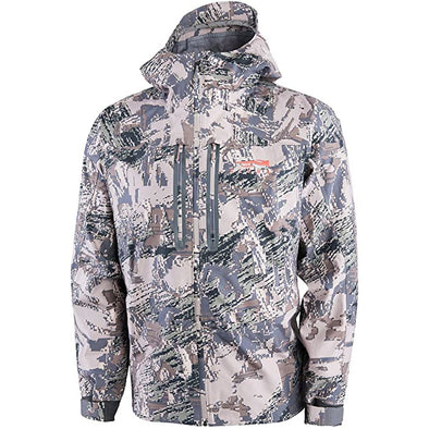 Sitka Stormfront Men's Jacket,Optifade Elevated II, L (50218-OB-L)
