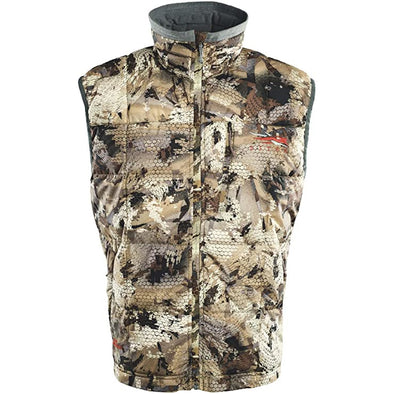 SITKA Gear Men's Fahrenheit Windproof Insulated Hunting Vest, Optifade Waterfowl, Large (30038)