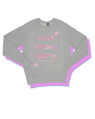 [NOT FROM HERE TRNSLATE] SWEATSHIRT