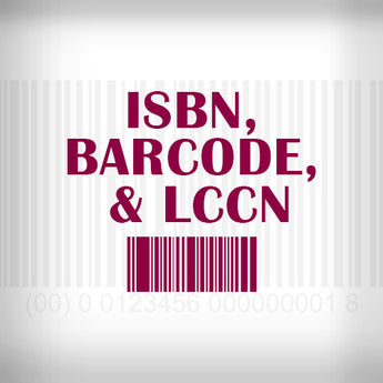 ISBN, Barcode and LCCN