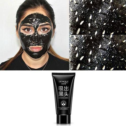All Natural Charcoal Blackhead Mask Made With 2: Deal Of The Day: Deep Cleansing Black Mask