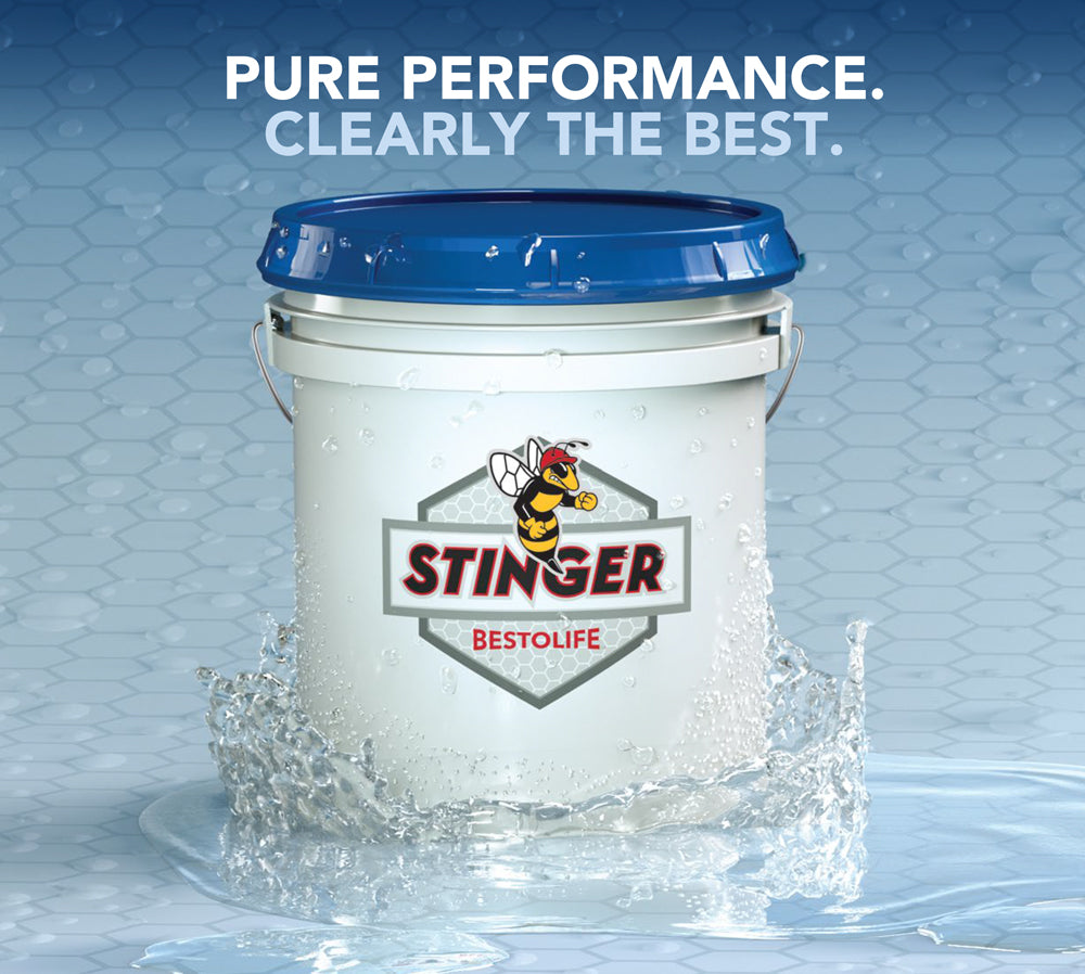 New STINGER® Water Well copper-based drilling compound.