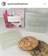 Will You Be My Bridesmaid Cookie Box