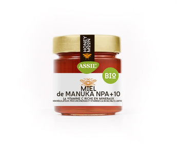 miel manuka bio assil naturel