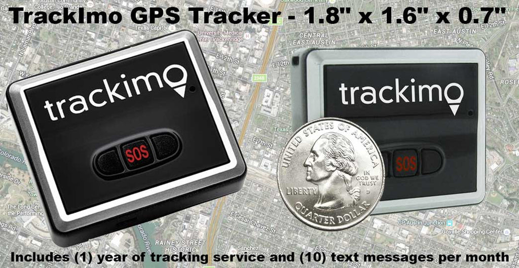 A Best Seller! Trackimo - Tiny Car Tracker Or Personal Tracker