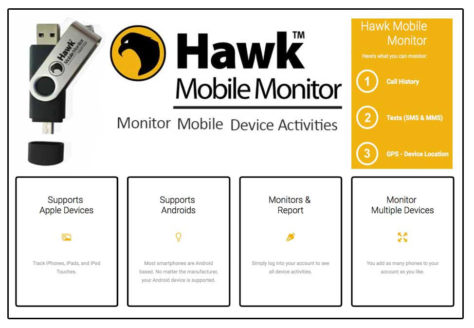Copy of Hawk Mobile Phone Monitor