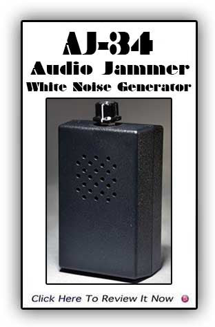 The Audio Jammer