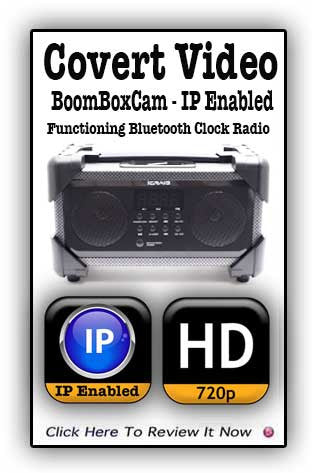 BBIP2BoomBox: Bush Baby IP 2 Bluetooth Boom Box