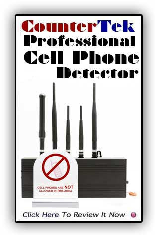 The Cellphone Detector