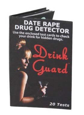 Drink Guard -Date Rape Drug Detector