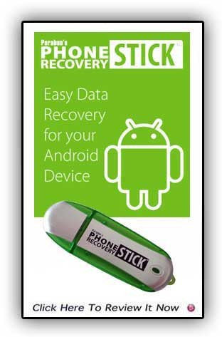 The Phone Recovery Stick