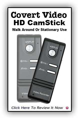 CamStickHD: High Definition Camstick