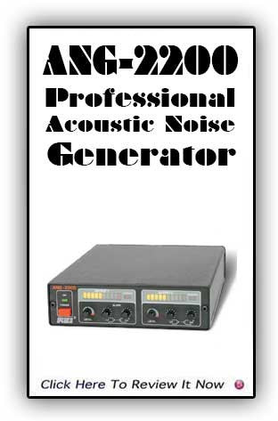 ANG-2200 Acoustic Noise Generator
