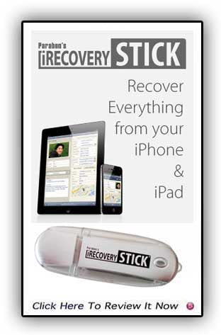 iPhone iRecovery Stick